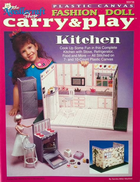 fashion doll kitchen fashion doll carry and play kitchen plastic