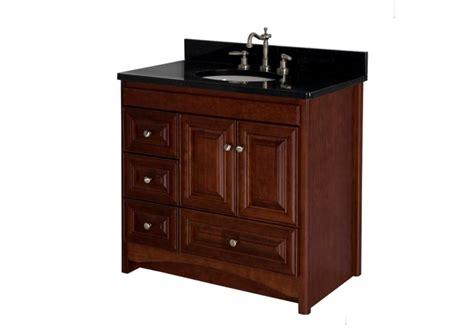 Strasser Vanity Tops by Strasser Woodenworks 36 Quot Ravenna Vanity 7 Door Styles 15 Finishes Bathroom Vanities And More