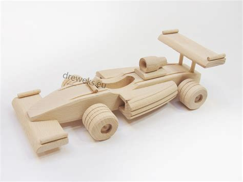 Handmade Wooden Cars - formula montoy