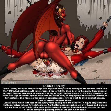 Trannny shemale demon