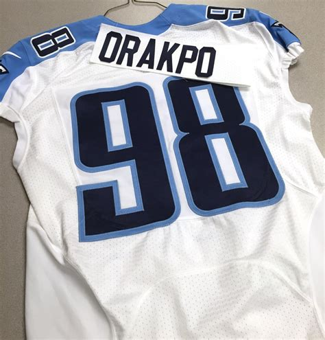 brian orakpo 98 jersey spot p 904 where there s a will there s a way uni