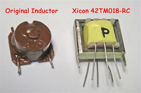 one henry inductor acoustic 320 graphic eq repair 3h inductors talkbass