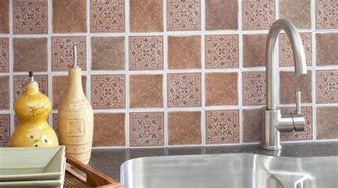 self stick backsplash tile peel and stick tile backsplash review of pros and cons