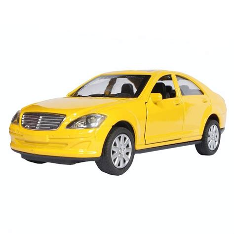 Die Cast Pullback buy 1 32 scale yellow die cast collectible pullback