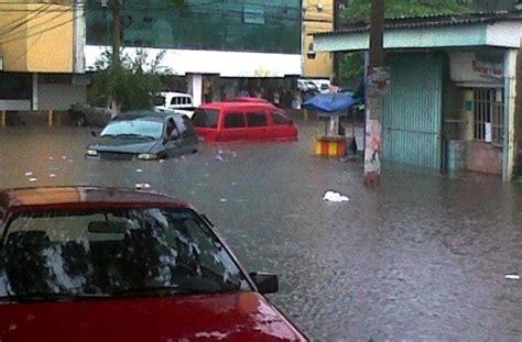 imagenes medicas el salvador im 193 genes inundaciones en calles de san salvador por las