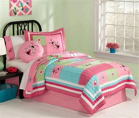 little girl twin bedding 19 best images about pink green bedroom on pinterest