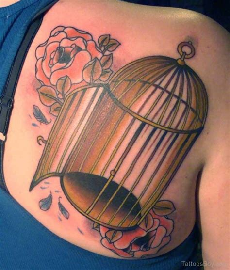 cage tattoo cage tattoos designs pictures