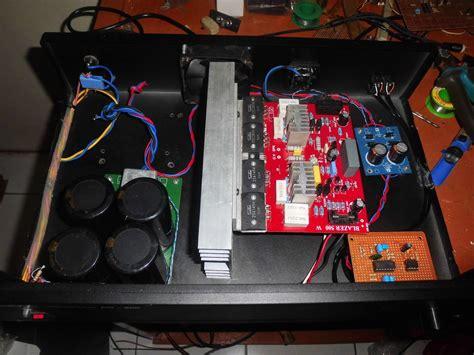 az audio rakitan project