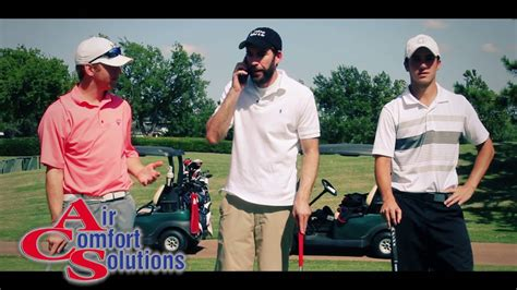 air comfort solutions air comfort solutions hello heat air golf youtube