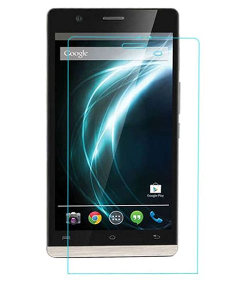 Tempered Glass Lava lava icon tempered glass screen guard by lavish mobile screen guards at low prices