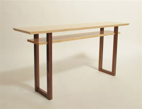 low sofa table contemporary low console table narrow sofa table mid