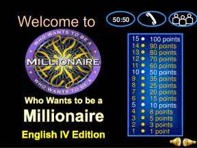 who wants to be a millionaire powerpoint templates verb tenses powerpoint who wants to be a millionaire