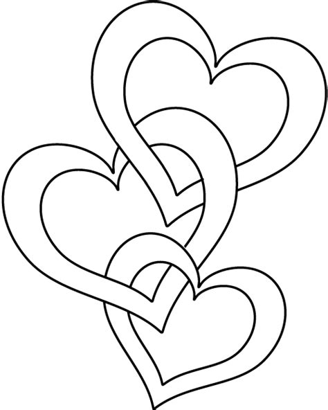 coloring pages for hearts free printable hearts coloring pages ideas