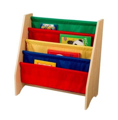 libreria legno naturale libreria in legno naturale e tessuto colori primari