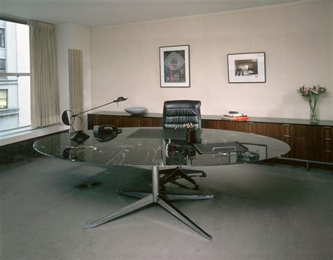Florence Knoll by Florence Knoll Small Oval Table Desk Shop Florence Knoll