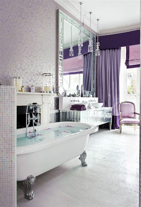 glam bathroom revitalized luxury 30 soothing shabby chic bathrooms