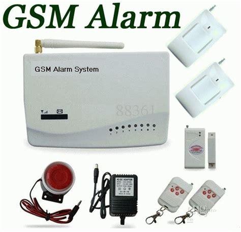 jual gsm alarm keamanan rumah kantor alarm anti maling restushop