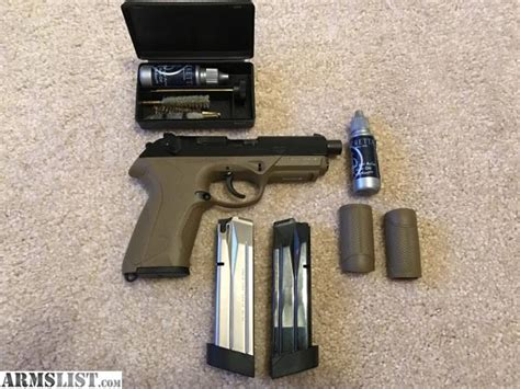 Beretta Px4 Silincer Mainan Limited armslist for sale trade beretta px4 special duty