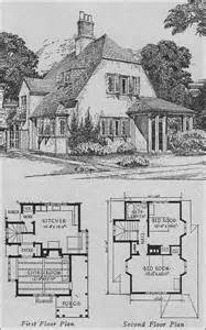 english cottage small homes books thousand house plans authentic