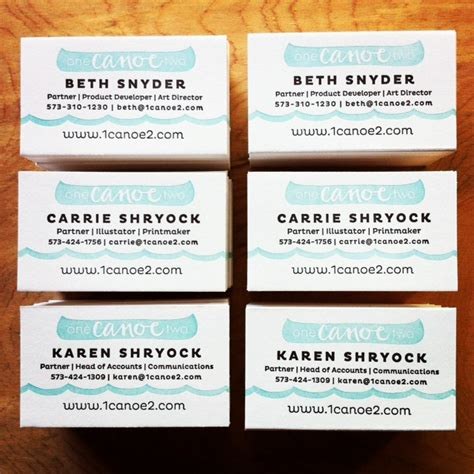 Business Card Titles