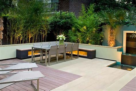 Modern Garden Design Thatsmygarden Small Contemporary Garden Ideas