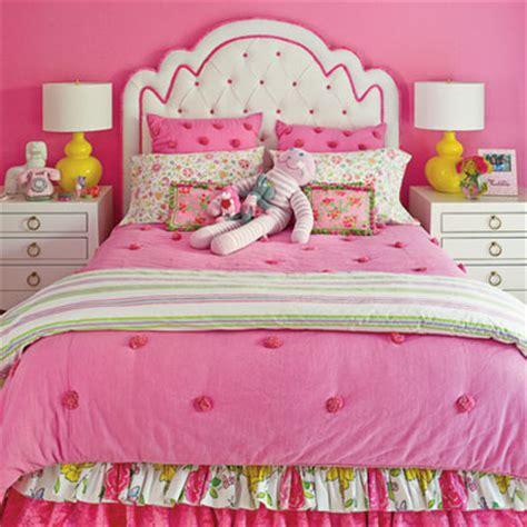 pink bedroom rooms coastal living
