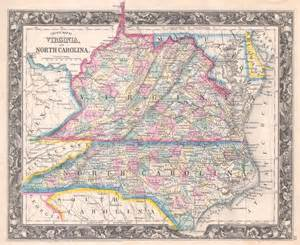 file 1860 mitchell map of virginia undivided and
