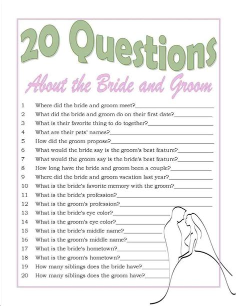 bridal shower free printables couples wedding shower for couples siudy net