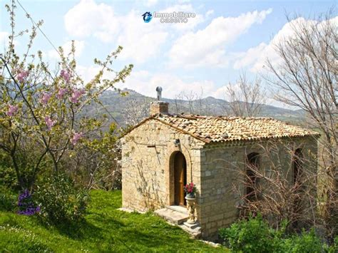 cottages for sale in italy characteristic cottage for sale located in roccaspinalveti