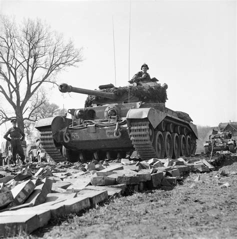 ww2 military vehicles comet tanks of the 2nd fife and forfar y british
