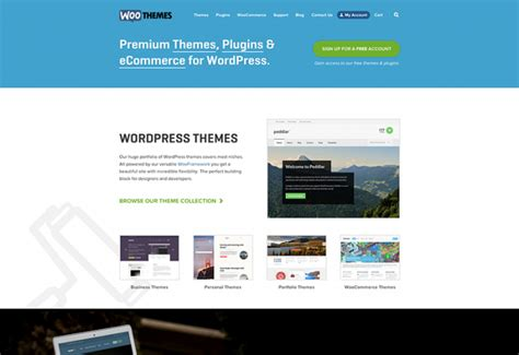 design by woo themes free wordpress themes the ultimate guide wpmu dev