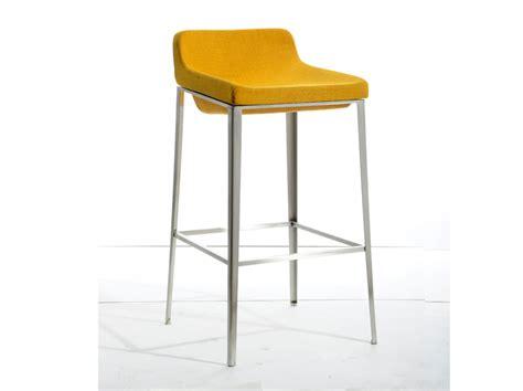 Yellow Fabric Bar Stools by Adhil Yellow Fabric Bar Stool Las Vegas Furniture Store