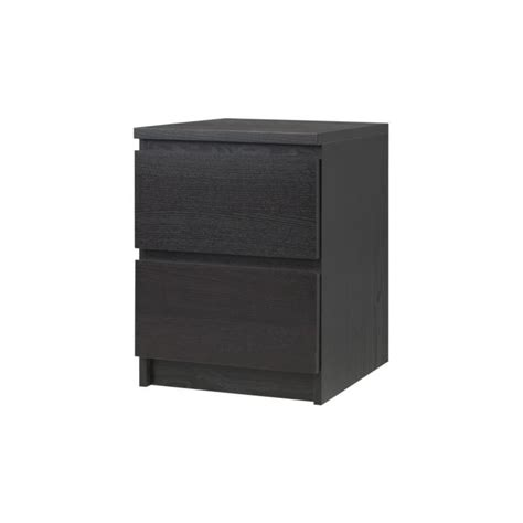 table de nuit malm ikea commode malm 2 tiroirs table de nuit table armoire 5