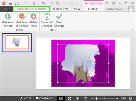 how to remove background in powerpoint remove background from pictures in powerpoint 2013 for windows