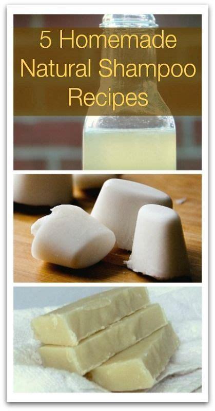 homemade thickening hair recipes natural diy hair care recipes 5 homemade natural shoo