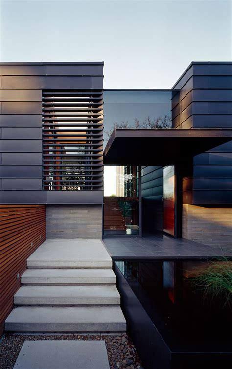 modern home architecture stylish balmoral house sports spacious interiors and a