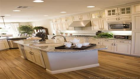 kitchen with wood floors and white cabinets off white kitchen cabinets kitchens with white cabinets