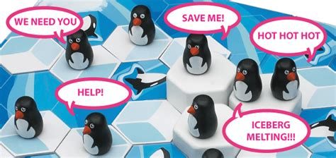 Save The Penguin earthday competition play travel