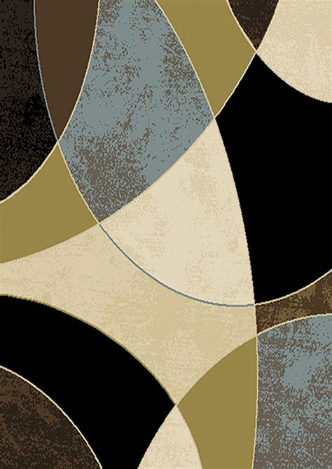 Geometric Area Rugs Contemporary Contemporary Geometric Multicolor 8x11 Area Rug Modern Carpet Actual 7 8 Quot X10 4 Quot Ebay