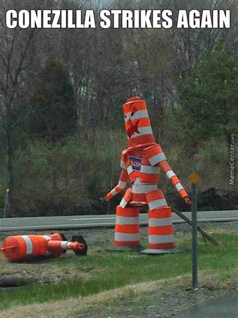 Road Construction Meme - traffic cones memes best collection of funny traffic cones pictures