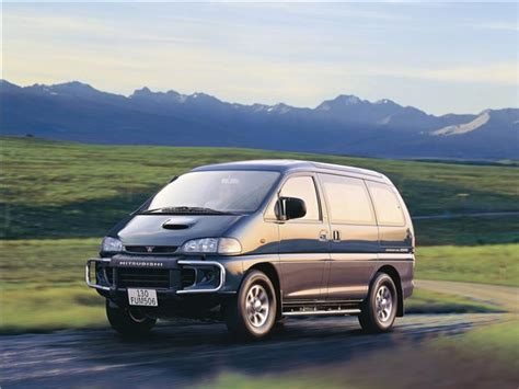 mitsubishi delica space gear review mitsubishi delica classic car review honest