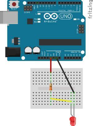 arduino javascript tutorial arduino tutorial 1 primi passi coderdojo trento
