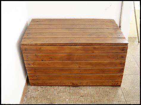 cassapanca in legno da giardino cassapanca in legno da esterno per arredare il giardino