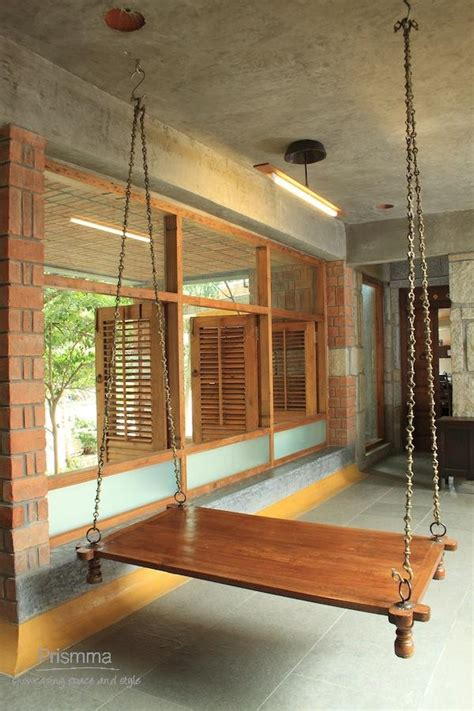 swing in home bangalore architects grey scale design the jain residence