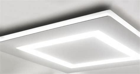 plafoniera soffitto led flat lada da soffitto collezione flat by panzeri