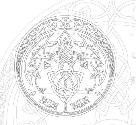 celtic mandala coloring pages best 25 celtic mandala ideas on celtic