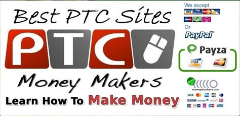 Make Money Online Ptc - earn money online from paid to click ptc sites the techpost
