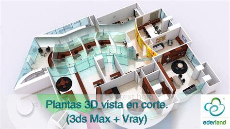 imagenes en 3d max plantas arquitect 243 nicas en 3d 3ds max vray youtube