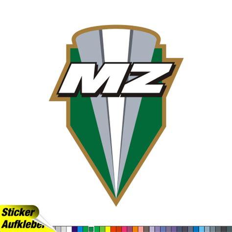 Motorrad Sticker Drucken by Motorradaufkleber Bikedekore Wheelskinzz Mz 1