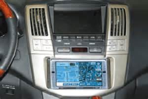 lexus radio kit rx330 350 400 din in dash